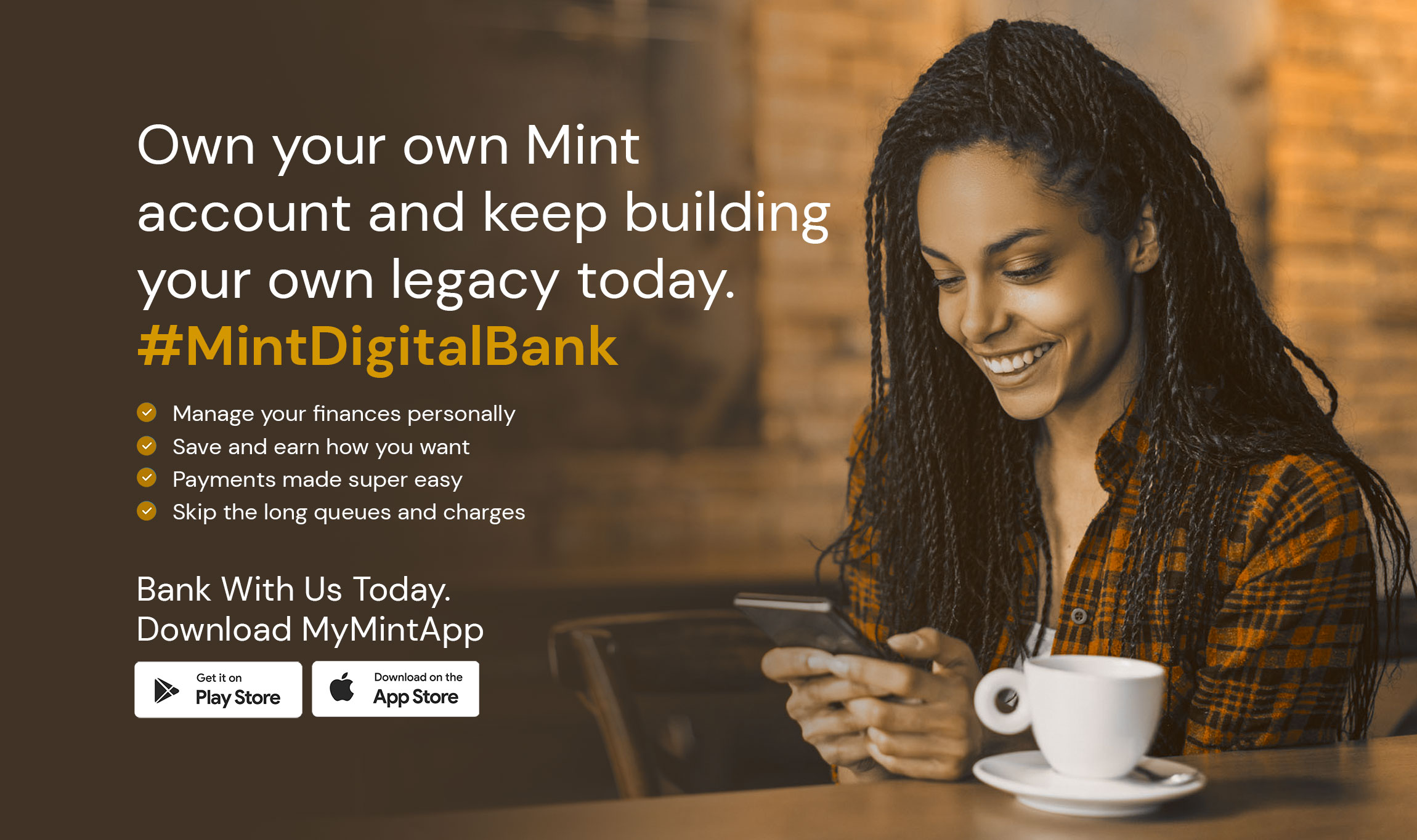 Mint Digital Bank, a subsidiary of Finex Microfinance Bank has announced that it is set to offer unparalleled value to Nigerians
