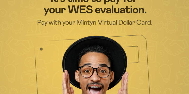 Introducing Mintyn Bank Virtual Dollar Card for Online Transactions